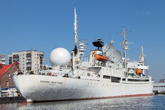 Research vessel Stock Photography