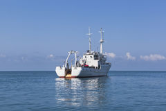 Research vessel Rift Stock Images