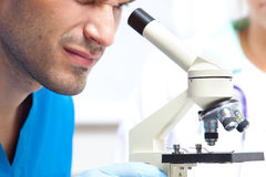 Researcher Stock Photography