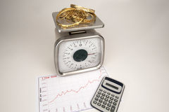 Resell Gold Stock Photos