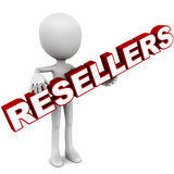 Resellers Royalty Free Stock Image