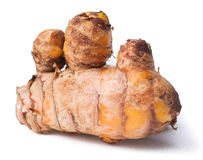 Resembling ginger on background Royalty Free Stock Image