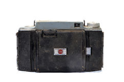 RESEN, MACEDONIA GENNAIO 5,2014: La macchina fotografica turistica di Kodak è macchine da presa fatte in America del rotolo di pi Fotografia Stock