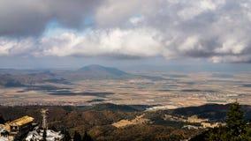 reserv för berg för liggande för höstcrimea karadag nationell Royaltyfri Bild