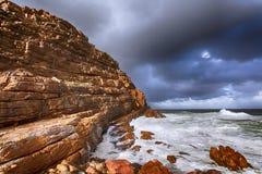 reserv för punkt för natur för hope för uddförgrundsfynbos god Arkivfoto