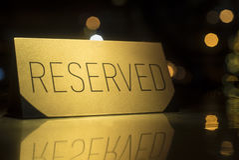 Reserva bonita da placa Fotografia de Stock Royalty Free