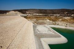 Reserva de agua Imagen de archivo libre de regalías