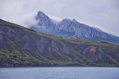 Reserva de Karadag em Crimeia Fotos de Stock