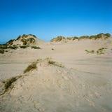 Reserva de naturaleza de las dunas de arena de Formby Foto de archivo