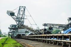 Reserva del carbón Imagenes de archivo