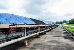 Reserva del carbón Imagen de archivo