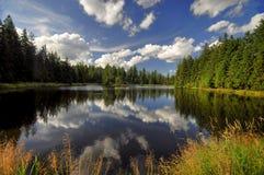 A reserva Kladska da natureza imagens de stock royalty free
