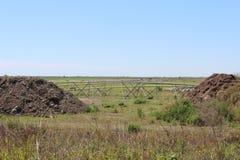 Reserva natural de Apopka FL Imagens de Stock
