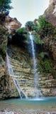 Reserva natural do En Gedi e parque nacional, Israel Fotos de Stock