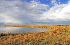 Reserva natural do nacional de Alamosa Foto de Stock Royalty Free