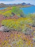 Reserva - paseo de la península Foto de archivo libre de regalías