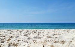 Reserva plaża obrazy stock