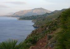 Reserva Sicilia del cíngaro de Lo Imagenes de archivo
