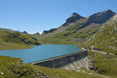 Reservas de água Fotografia de Stock Royalty Free