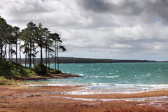 reservas de água as maiores Égua-auxiliares-Vacoas- de Maurícias fotografia de stock royalty free