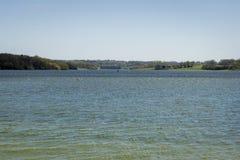 Reservas de água de Bewl imagem de stock
