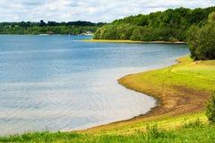 Reservas de água de Bewl, Lamberhurst, Kent, Inglaterra imagens de stock