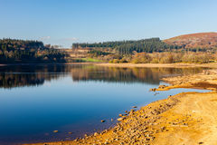 Reservatório Dartmoor Devon de Burrator imagem de stock royalty free