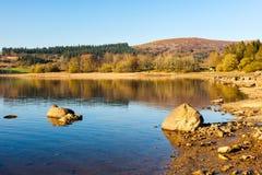 Reservatório Dartmoor Devon de Burrator imagens de stock royalty free