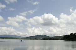 Reservatório de Darma Foto de Stock