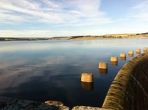 Reservatório de Derwent Imagens de Stock