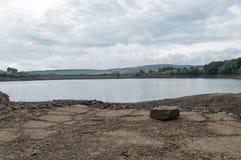 Reservatório de Digley Imagem de Stock