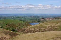Reservatório de Meldon, Dartmoor Foto de Stock Royalty Free