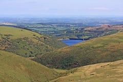 Reservatório de Meldon, Dartmoor Imagem de Stock