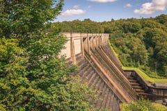 Reservatório de Thruscross Fotografia de Stock