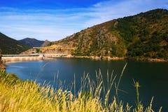 Reservatório do de Luna dos bairros Leon, Spain Imagens de Stock