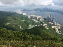 Reservatório em Hong Kong Foto de Stock