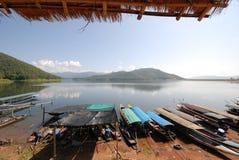 Reservatório em Tailândia Imagens de Stock Royalty Free
