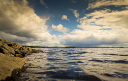 Reservatório Uljua Foto de Stock Royalty Free