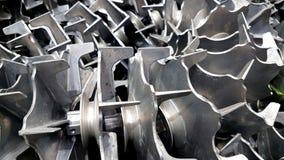 Reservdelar av rotoren för tvagningmaskin Fotografering för Bildbyråer