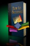 Reserve cómo tener éxito Imagen de archivo