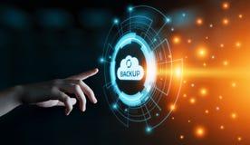 Reserve de Technologie van Bedrijfs Internet van Opslaggegevens concept royalty-vrije stock afbeeldingen