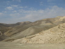 Reserve Ein Gedi, Israel royalty free stock photography
