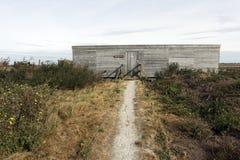 Reserve Elmley RSPB, Kent Lizenzfreies Stockbild