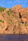 Reserve Naturelle de Scandola Royalty Free Stock Image