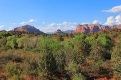 Reserve red stones. America Stock Photo