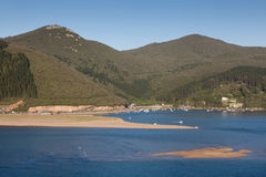 Reserve of Urdaibai Royalty Free Stock Image