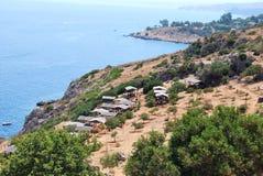 Reserve van Zingaro Stock Foto's