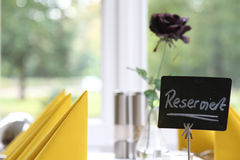 Free Reserved Stock Image - 11231481
