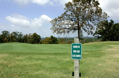 Reserved Parking For Exclusive Senior Ladies Champion Stock Image