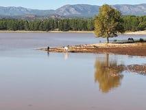reservoir stock foto